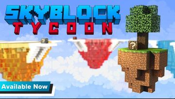 Skyblock Tycoon Minecraft Map & Project