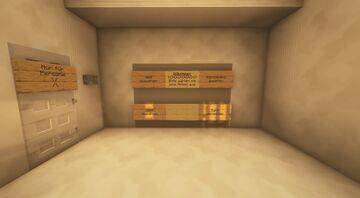 Bankautomat mit Commandblöcken Minecraft Map & Project