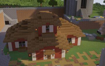 Pewdiepie's world (Broland) Remaster v1.0 Minecraft Map & Project
