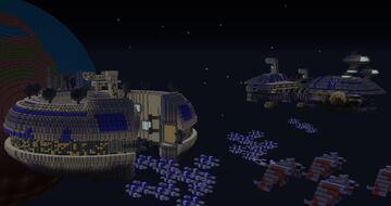 Battle of Ryloth map   Minecraft 1.12.2 Minecraft Map & Project