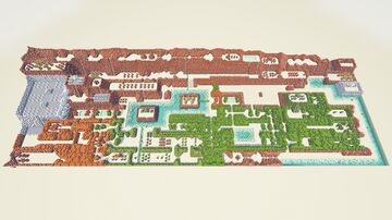 The Legend of Zelda map Minecraft Map & Project