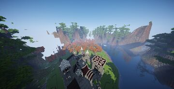 vale village Minecraft Map & Project