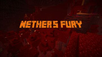 Nether's Fury - Nether survival map 1.16.1 Minecraft Map & Project