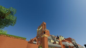 Tower of terror (Finished) Minecraft Map & Project