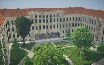 The City of Innsbruck   WoK Minecraft Map & Project