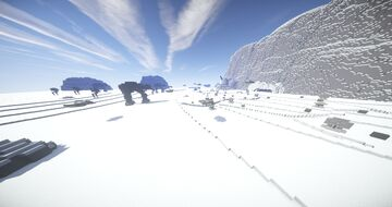 Battle of Hoth Map | Minecraft 1.12.2 Minecraft Map & Project