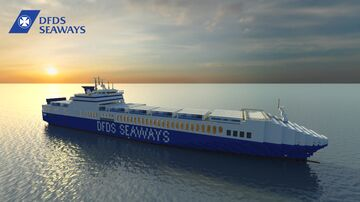 DFDS roro vessels [Scale 1:1] Minecraft Map & Project