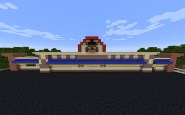 Freddy Fazbear's Pizzeria (GMOD) Minecraft Map & Project