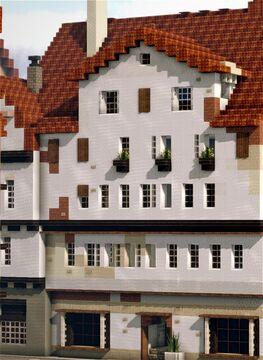 Entengasse 1, Altstadt, Kassel, Germany Minecraft Map & Project