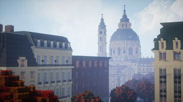 4 Rue de Marignan - Paris, France Minecraft Map & Project