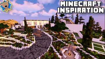 Ultra-Rich Modern Minecraft Mansion Tour! - Block Perfect Network - Build by Tommyj12345 Minecraft Map & Project
