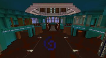 Stargate Atlantis with Mods Minecraft Map & Project