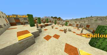 Biome Minigames - Desert Minecraft Map & Project
