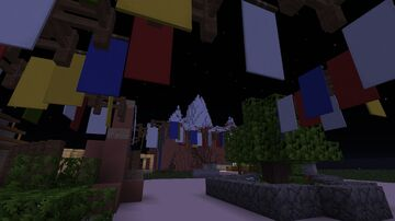 New Disney Ride coming on November 13th to 15th! Expedition Everest! Minecraft Map & Project