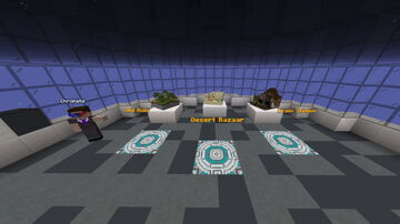 Combat Cube 2 - 1.16 PVP Map Minecraft Map & Project