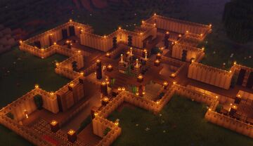 Avesome survival house Minecraft Map & Project