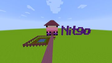 The Head-House of Nitgo Minecraft Map & Project