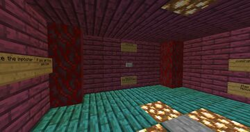 Among Us In Minecraft [BETA] Minecraft Map & Project