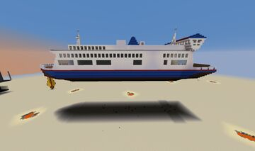 Mistah J - Requested Boat - St Faith Minecraft Map & Project