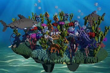 Underwater Spawn ► Moddragon Minecraft Map & Project