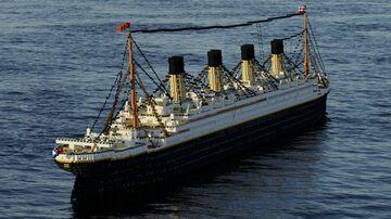 RMS Titanic (Java Edition) Minecraft Map & Project