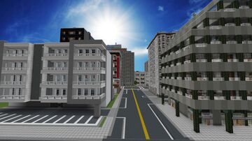 Sterling Heights - Minecraft City World Minecraft Map & Project