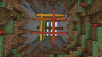 Branches Minecraft Map & Project
