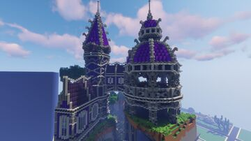 Shrine of Shelm Minecraft Map & Project
