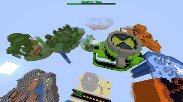 ALIEN FORCE OMNITRIX Minecraft Map & Project