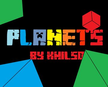 kh1l5d planets collection I Minecraft Map & Project