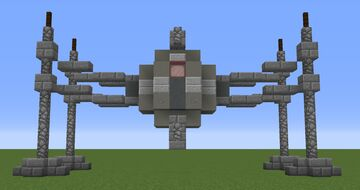 OG - 9 Homing Spider Droid | Minecraft 1.12.2 [DOWNLOAD] Minecraft Map & Project