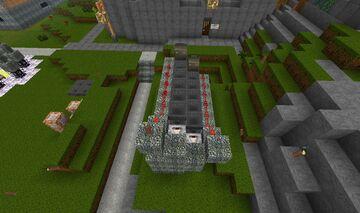Mumbo Jumbo's Redstone Jumbo Smelter Minecraft Map & Project