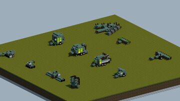 John Deere Hay and Silage equipment [With Download] Minecraft Map & Project
