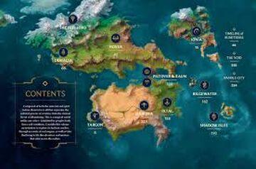 Runeterra map Minecraft Map & Project