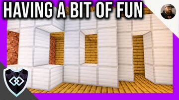 Minecraft 1.14.4 | We had a bit of fun in this one | Mending Villager Minecraft Map & Project