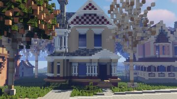 Fall City Massive Update #4 Minecraft Map & Project