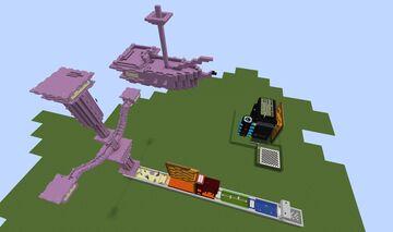 Mistah J - Parkour Minecraft Map & Project