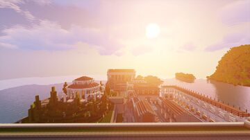 Solem Insula Minecraft Map & Project