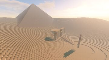 Abydos v2 Minecraft Map & Project