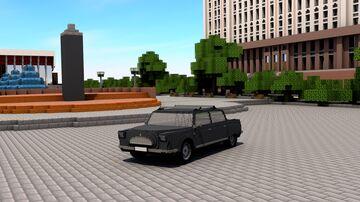 KHAZAR MERCURY Minecraft Map & Project