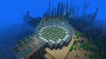Nautical World (Easy Start) Minecraft Map & Project