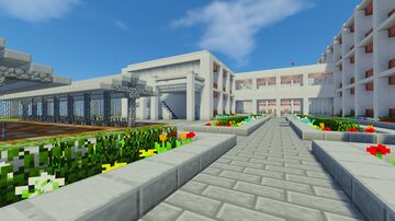 Remari High School Minecraft Map & Project
