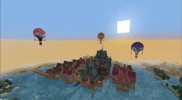 Georgiana Minecraft Map & Project