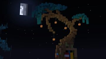 1.16 Nether update : Tree bundle Minecraft Map & Project