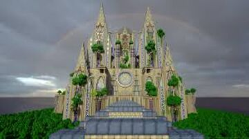 This is a collection of my builds  have done in the past. Minecraft Map & Project