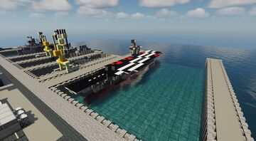 More 1:10 Scale Ships! Minecraft Map & Project