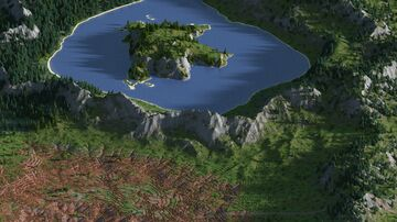 RPGWorld Requil - 10000x8000 Minecraft Map & Project