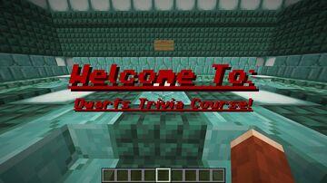 Dwarfs Trivia Course! Minecraft Map & Project