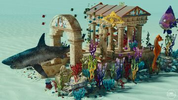 Ancient Atlantis Minecraft Map & Project