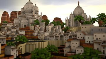 - Islamic City Project - Minecraft Map & Project